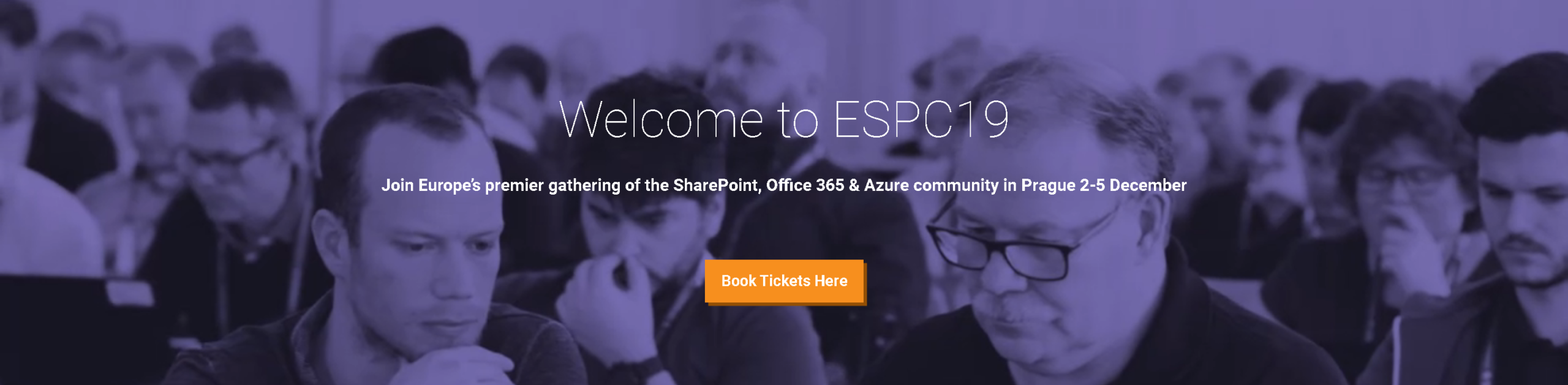 Join Europe's premier gathering of the SharePoint, Office 365 & Azure community in Prague 2-5 December